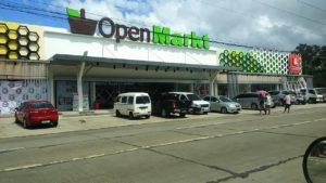 RObinsons Open Markt Mansilingan Bacolod Near East Homes
