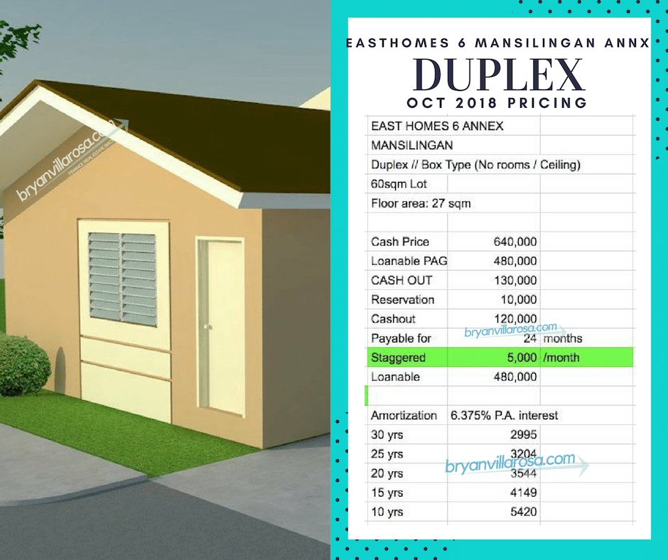 Duplex East Homes