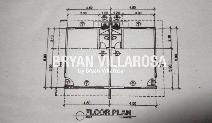 Duplex Floormap