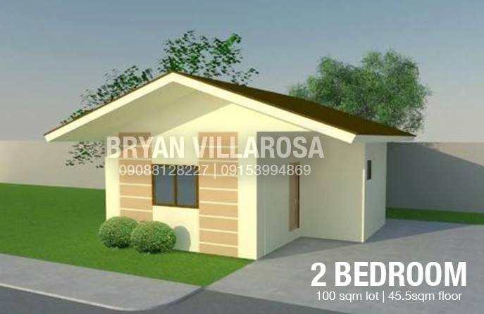 2 Bedroom East Homes 6 Phase 2